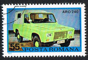 Romania stamp - 1975 - 55B - ARO 240