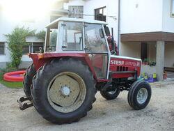 Steyr 8070 seite