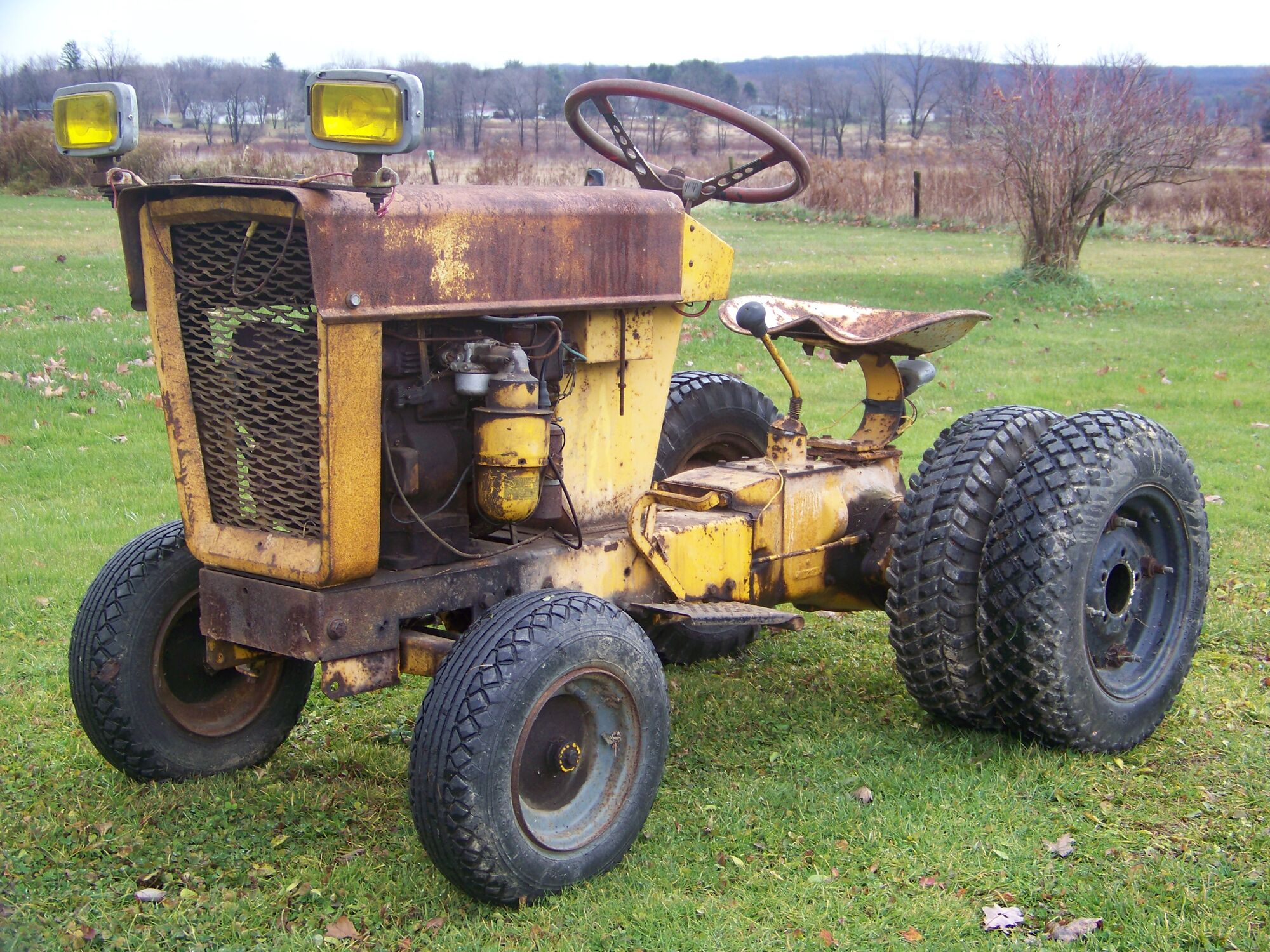 International Cub Cadet Original Tractor Construction Plant Ford Lgt 125 Garden Wiring Diagram Wiki Fandom Powered By Wikia