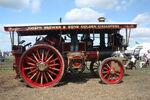 Burrell no. 3288 Showmans engine Nancy reg TA 1119 at Astwood Bank 09 - IMG 3386