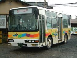 Communitybus mirai21 inShinmei