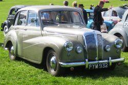 DaimlerConquest I think ca 1955