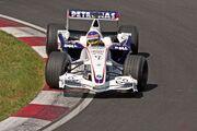 Jacques Villeneuve Canada 2006