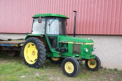 John Deere 2040S - KSF 230X at Lanark - 11 IMG 8570