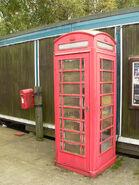 K6 telephone box & lamp box