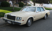 Plymouth Gran Fury 1980