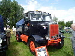 Scammell PWV 618