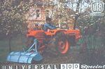 Universal 500 Special brochure