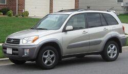 01-03 Toyota RAV4