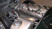 1955 Jaguar XKD engine