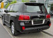 Lexus LX 570 20090620 rear