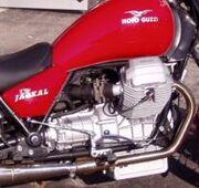 Moto Guzzi V-twin