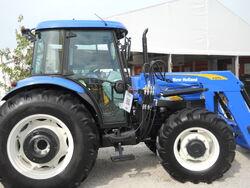 NH TD5050 MFWD - 2011