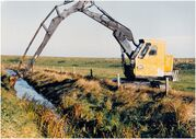 Priestman Beaver Excavator