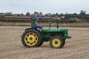 Roadless 2285 - Ploughmaster 6-4 reg TPR 353 in green yellow at Roadless 90 - IMG 3465