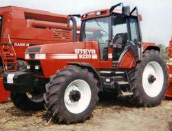 Steyr 9220 MFWD - 1997