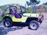 Chinkara Jeepster
