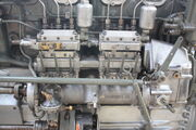 Gardner Engine injector pump - Anson museum - IMG 2541