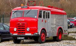 Karrier Ladder Fire Engine (8631547637)