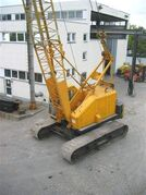 Priestman Lion crawlercrane