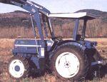 Rhino International 654 MFWD w loader