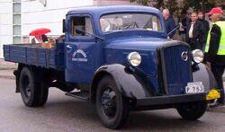 Volvo LV 81 Truck 1939