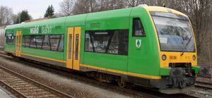 Waldbahn VT 15