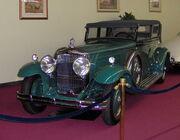 1931 Minerva 8 AL Rollston Convertible Sedan