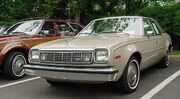 1978 AMC Concord DL 4-door sedan beige