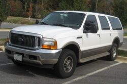 2000-04 Ford Excursion