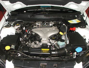 Alloytec V6 (LPG) engine of a 2006-2008 Holden VE Commodore 1