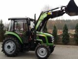 List of tractors built by Zoomlion/Chery/Detank for other companies