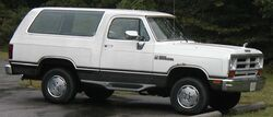 Dodge-Ramcharger