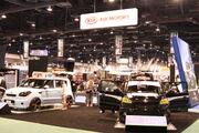 SEMA 2009 Kia Motors