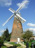 Stansted Mountfitchet mill