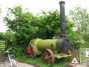 1916 Marshall Steam Engine for restoration