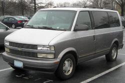 1995 Chevrolet Astro -- 03-31-2011