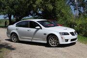 2009 Pontiac G8 GXP 01