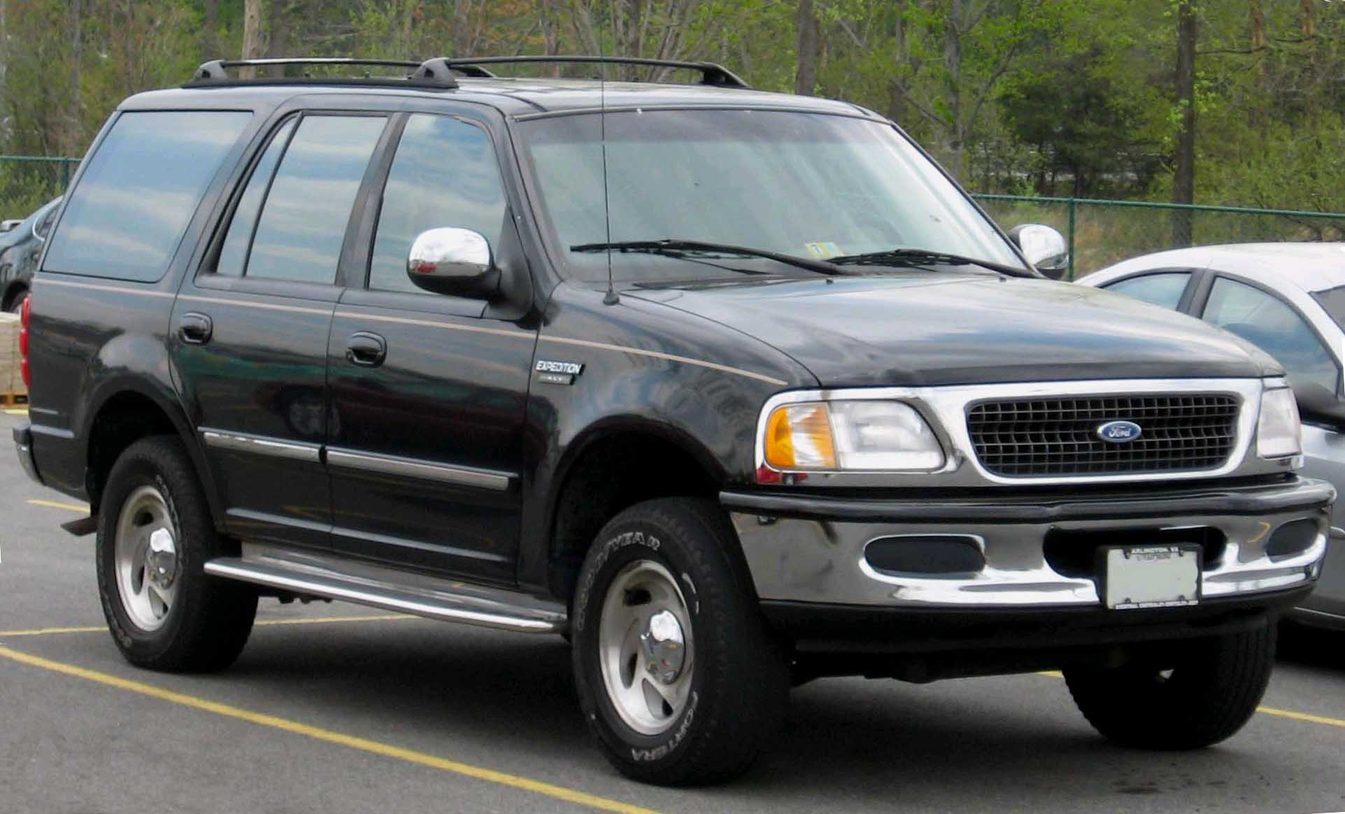 Ford Expedition | Tractor & Construction Plant Wiki | FANDOM powered ...