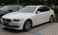 BMW 5-Series F10 LWB 2 China 2012-05-12