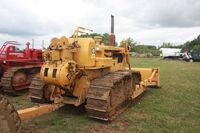 Cat D6C sn 46J1260 bulldozer at EM wd 2011 - IMG 0485