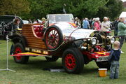Chitty Chitty Bang Bang car