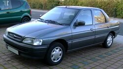Ford Orion front 20071031