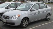 Hyundai Accent GLS sedan