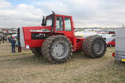 MF 4840 tractor (side) at GDSF 08 - IMG 1082