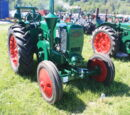 Marshall Tractor sn 1481