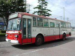NanbuBus K-CJM500,No.494