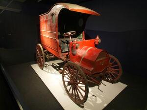 1908 Chase Highwheeler Delivery Van photo1
