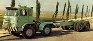 1960s Barreiros Montblanc Diesel