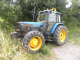 New Holland 8340 SLE